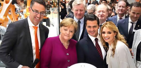 Hannover Messe 2018: Verschmelzung von Mechatronik und Digitalisierung