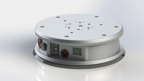 Vakuumfuß  für Messarme und Messgeräte