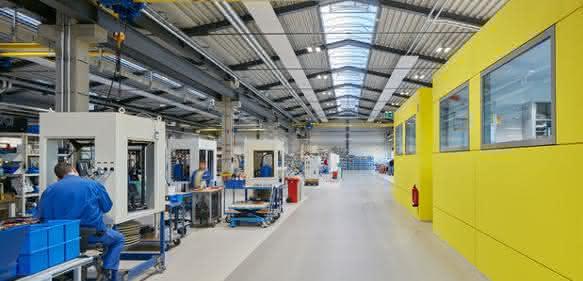 Hoffmann Maschinen- und Anlagenbau