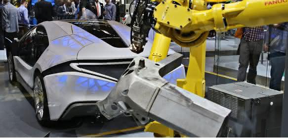 Bildergalerie: Und ewig lockt der Roboter