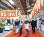 OWL-Gemeinschaftsstand auf der Hannover Messe
