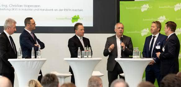 Kunststoffland NRW Tagung Leichtbau (Bild: Kunststoffland NRW)