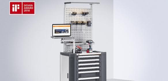 Garant GridLine ToolCar