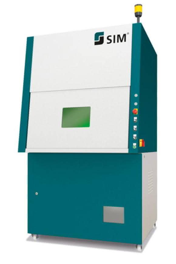 Laser-Markiersystem