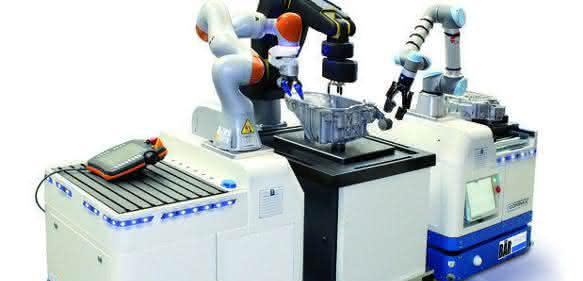 mobiler Roboter