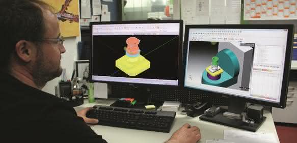 Virtual Machining