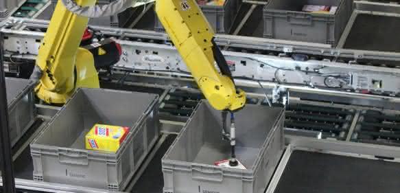 "Roboter gestützte Automatisierung: Dematic gründet ""Robotics Center of Excellence"""