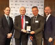 Übergabe des European Business Awards in Berlin