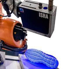 Area Profile Scanner 3D