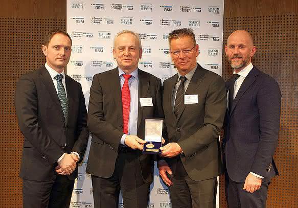 European Business Award + Top-Job-Siegel: Endress+Hauser Conducta erhält doppelte Auszeichnung