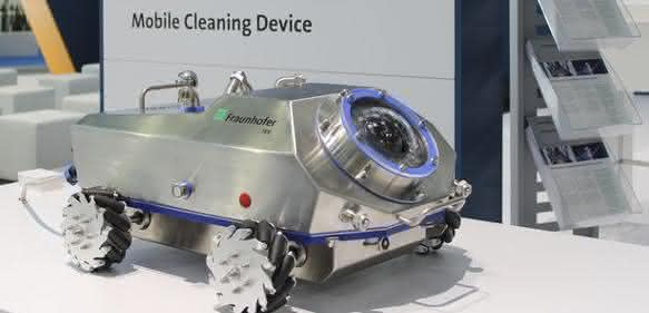 Mobile Cleaning Device