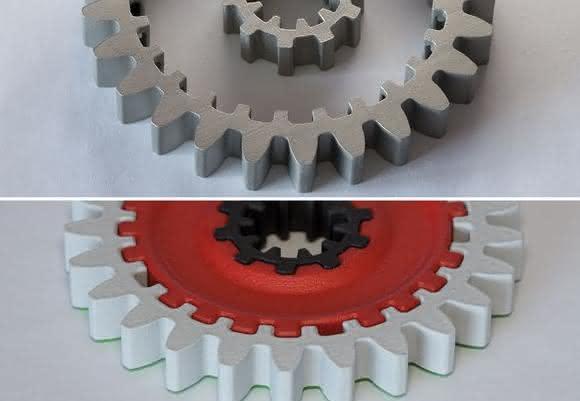 Metaker-modifiziertes Hybrid-Zahnrad