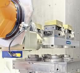 Vero-S-NSR-Roboterkupplung