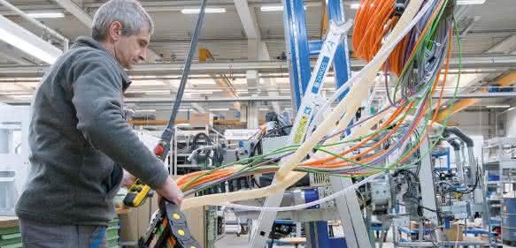 Anlagen zur Isolierglasherstellung