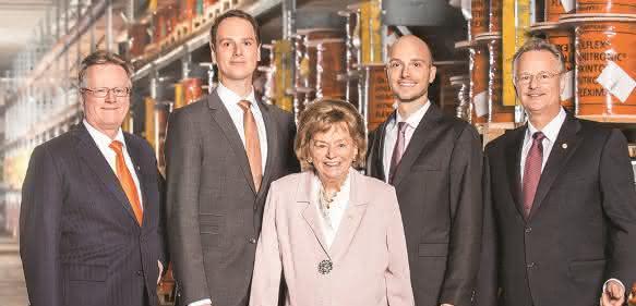 Unternehmerfamilie Lapp