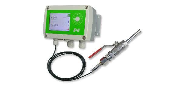 EE360 Feuchte in Öl Messumformer