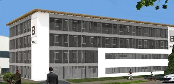 Kiefel-Bildungszentrum am Standort Freilassing