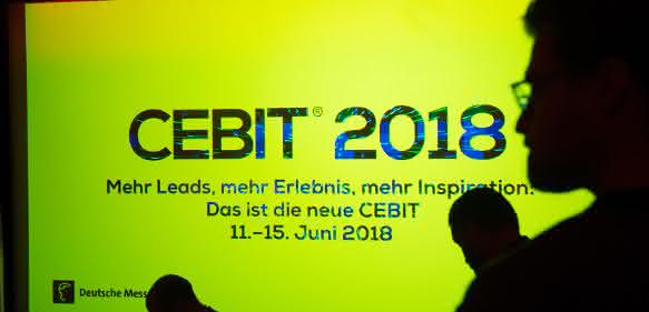 CEBIT 2018: job and career: New World – New Work