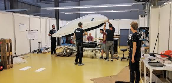 SpaceX-Wettbewerb: Leybolds Vakuum-Know-how unterstützt Schweizer Swissloop-Team