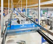 Servus Produktionshalle