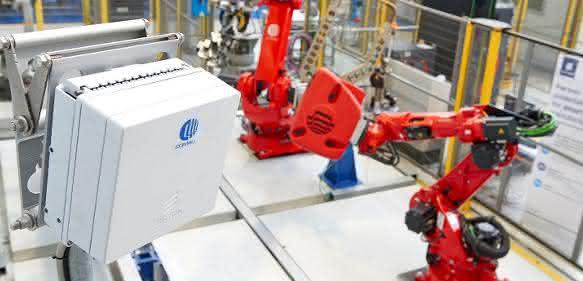Fabrik der Zukunft: Ericsson, TIM und Comau: 5G für die Fabrik der Zukunft