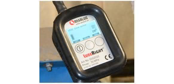 Anzeige - Highlight der Woche: RFID-gestütztes Handschmiersystem