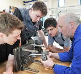 Ausbildung für Auszubildende: Starke Lehrlinge