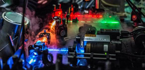 Einzelmolekül-Fluoreszenzspektroskopie