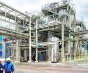 Membranelektrolyse-Anlage in Ibbenbüren
