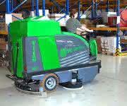 Scheuersaugmaschine: Beste Reinigungsergebnisse