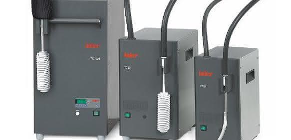 Eintauchkühler: Flexible Kühllösung bis -100 °C