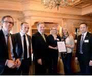 Betrieblicher Umweltschutz im Fokus: Huber erhielt ECOfit-Zertifikat