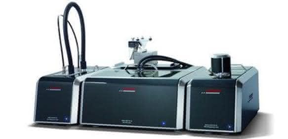 Laser-Partikelmessgerät Analysette 22 NanoTec plus: Messung auch von Nano-Partikeln