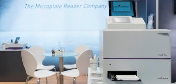 Microplate Reader von BMF Labtech
