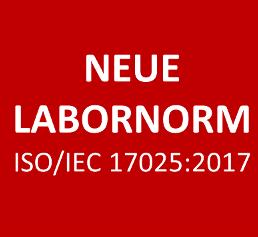 Neue Labornorm ISO/IEC 17025:2017 (Bild: WBM)