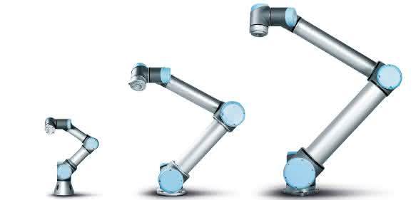 Universal Robots_Produktfamilie