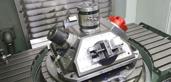 Kompatible Spanntechnik