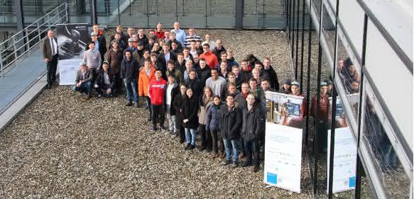 WZL Hackathon Gruppenbild