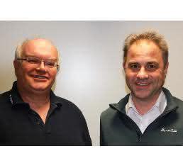Prof. Dr. Matthias Rädle und Prof. Dr. Carsten Hopf