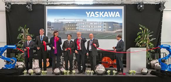 Yaskawa_Eroeffnung