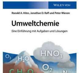 Lehrbuch Umweltchemie