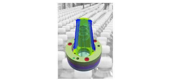 3D-Einfallkern