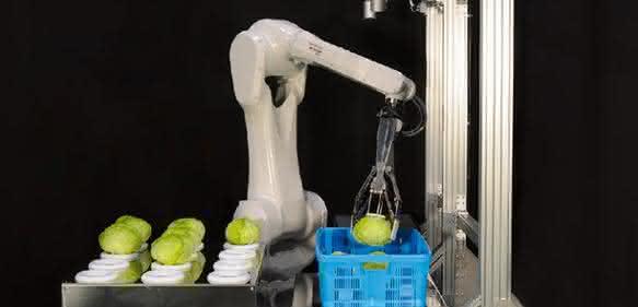 Reinraumtauglicher Roboter