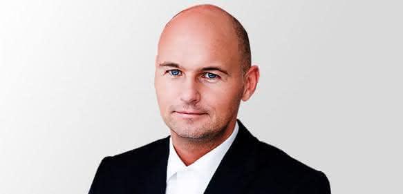 Thomas Krause, Verkaufsleiter des DBL-Vertragswerkes Böge Textil-Service