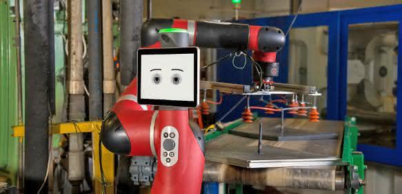 Rethink Robotics Sawyer Harrison