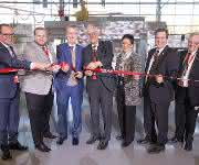 Eröffnung des neuen Werks von SW in Michigan, USA