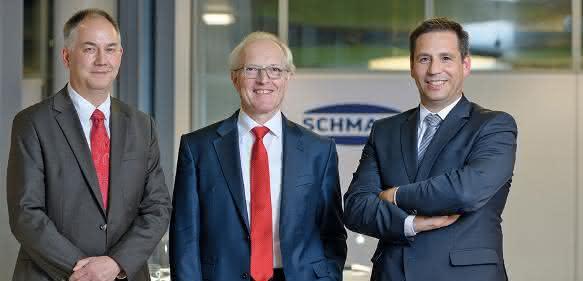 Die neue Geschäftsführung der J. Schmalz