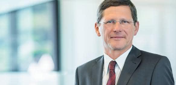 Prof. Dr. Michael Kaschke, Vorstandsvorsitzender der Carl Zeiss AG