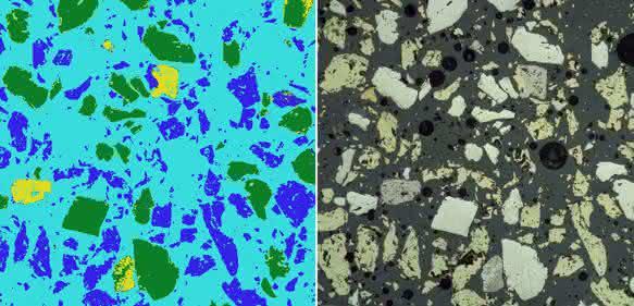 Imaging: Segmentierung korrelativer Mikroskopiedaten