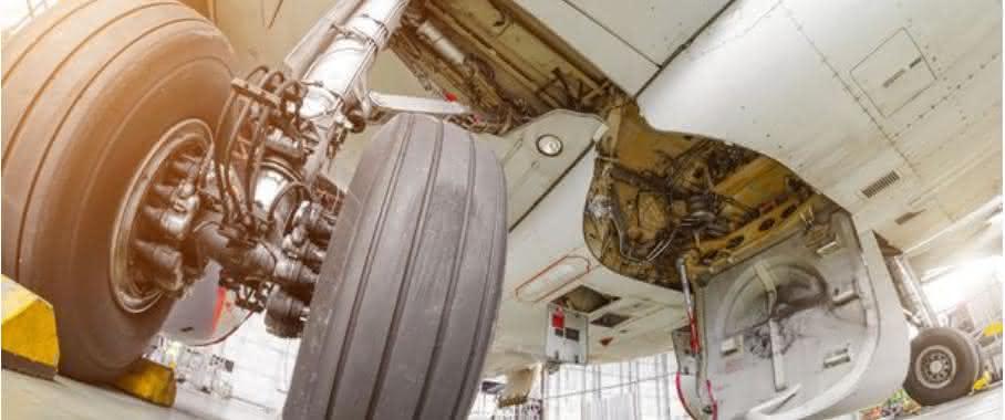 Flugzeugfahrwerk